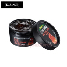 CELLEANSER Larva Red Real Rose Mask 90g [LARVA Limited Edition]